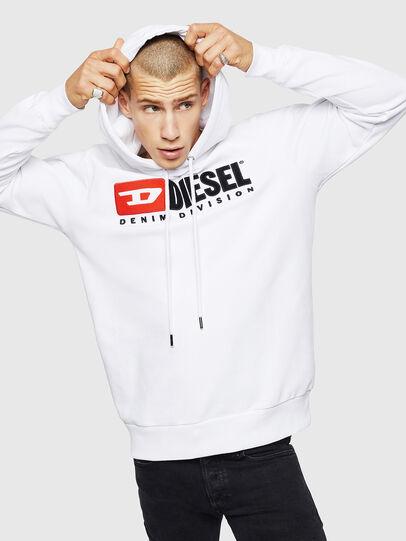 Diesel - S-GIR-HOOD-DIVISION,  - Sweatshirts - Image 1