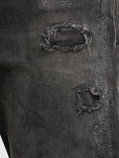 Diesel - D-Strukt 069RC, Noir/Gris foncé - Jeans - Image 5
