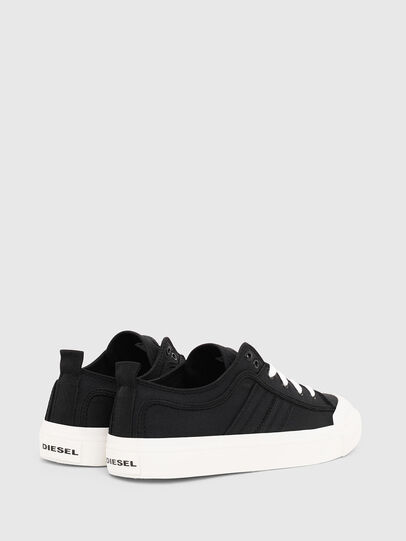 Diesel - S-ASTICO LOW LACE, Schwarz - Sneakers - Image 3