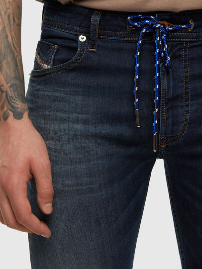 Diesel - Thommer JoggJeans® 069NE, Blu Scuro - Jeans - Image 3