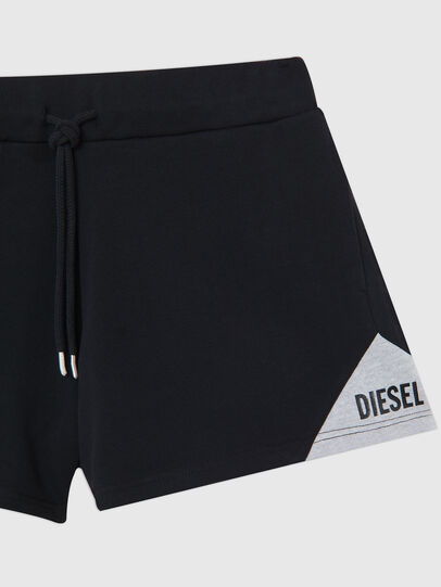 Diesel - UFLB-SKIRZY, Schwarz - Hosen - Image 3