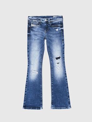 LOWLEEH-J-N, Jeansblau - Jeans