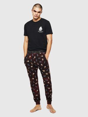 UMSET-JAKE-JULIO, Schwarz/ Rot - Pyjamas