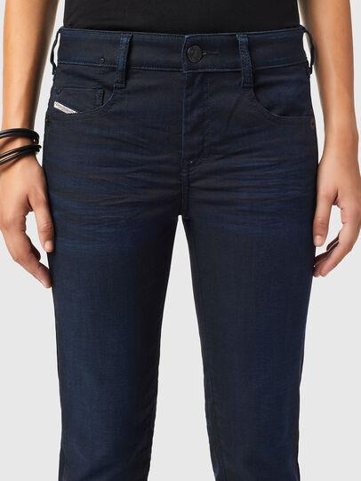 Diesel - D-Ollies JoggJeans® 069XY, Bleu Foncé - Jeans - Image 5