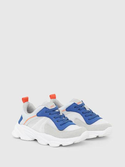 Diesel - S-SERENDIPITY LC YO, Blanc/Bleu - Footwear - Image 2