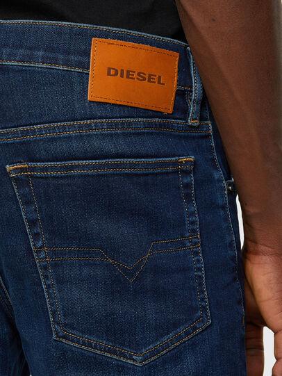 Diesel - D-Mihtry 009ML, Bleu Foncé - Jeans - Image 4