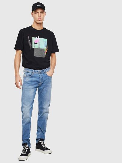 Diesel - Buster 069MN, Hellblau - Jeans - Image 5