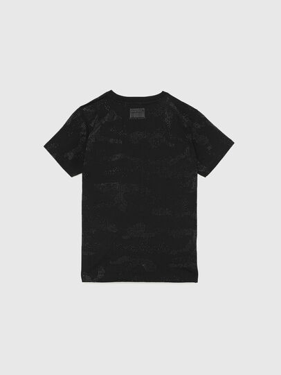 Diesel - TDARIAST, Nero - T-shirts e Tops - Image 2