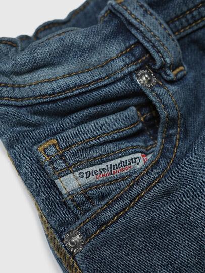 Diesel - KROOLEY-B JOGGJEANS-N, Bleu Foncé - Jeans - Image 3