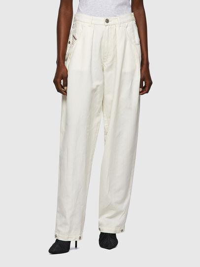 Diesel - P-CONCIAS, Blanc - Pantalons - Image 1