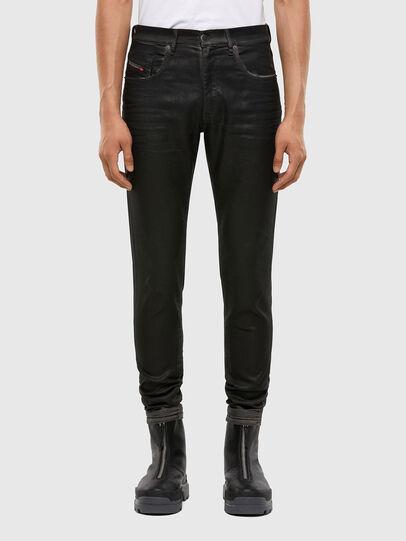 Diesel - D-Strukt JoggJeans® 069QX, Schwarz/Dunkelgrau - Jeans - Image 1