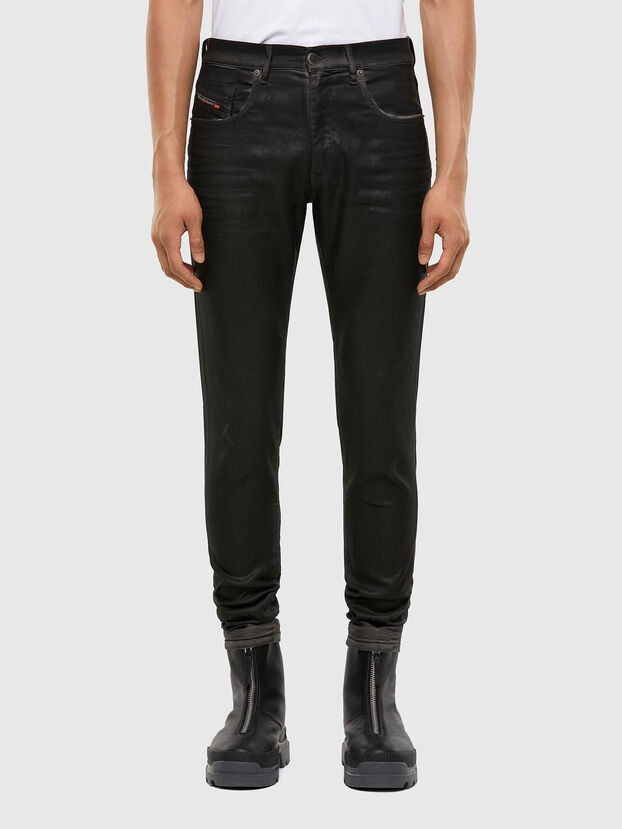 D-Strukt JoggJeans 069QX, Schwarz/Dunkelgrau - Jeans