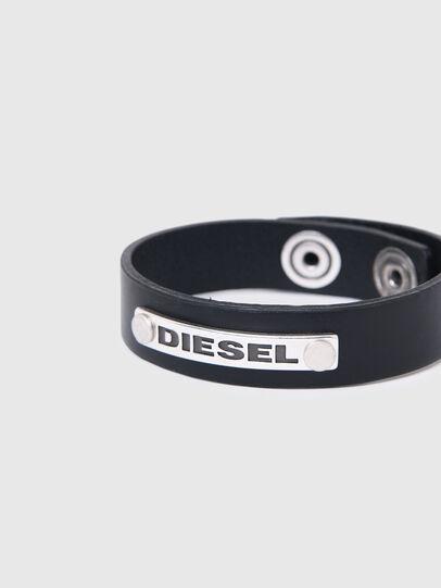 Diesel - A-CLAP, Black - Bijoux and Gadgets - Image 2