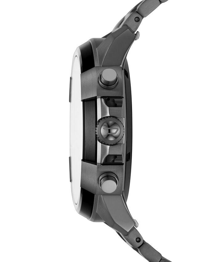 Diesel - DT2004, Silbergrau - Smartwatches - Image 4