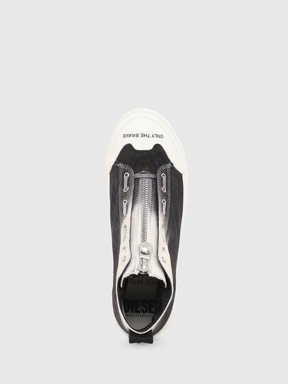 Diesel - S-ASTICO MZIP, Weiss/Schwarz - Sneakers - Image 5