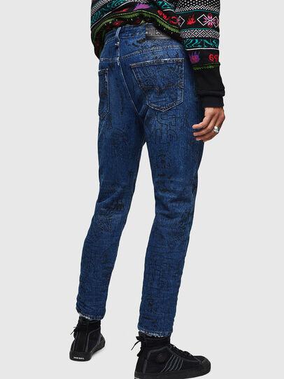 Diesel - Mharky 0078S, Mittelblau - Jeans - Image 2
