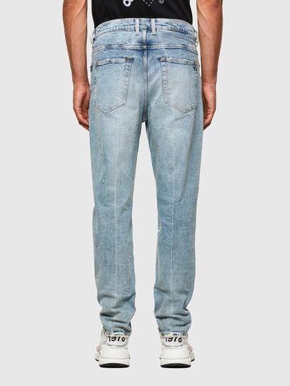 Diesel - D-Vider 009JR, Bleu Clair - Jeans - Image 2