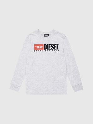 TJUSTDIVISION ML, Grau - T-Shirts und Tops