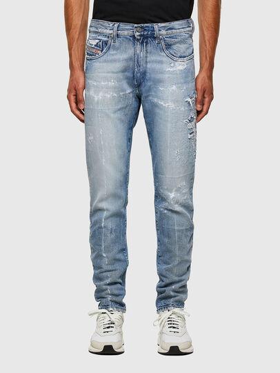 Diesel - D-Strukt 009KH, Bleu Clair - Jeans - Image 1