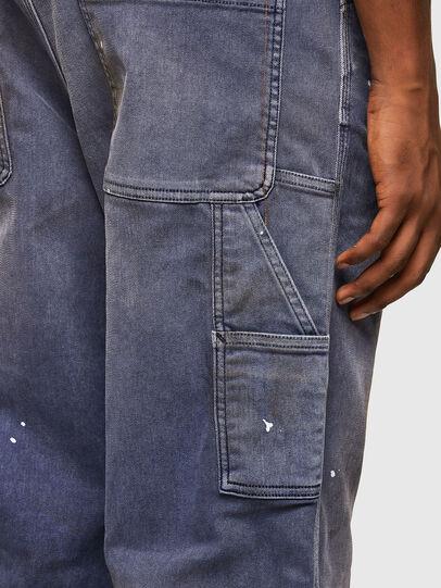 Diesel - D-Franky 009MC, Medium blue - Jeans - Image 4