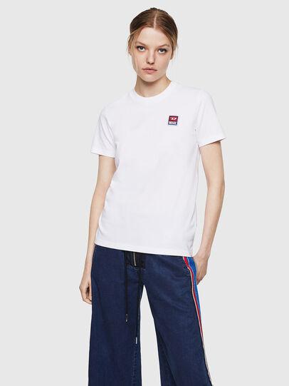 Diesel - T-SILY-ZE, Weiß - T-Shirts - Image 1