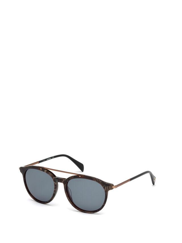 Diesel - DM0188, Braun - Sonnenbrille - Image 4