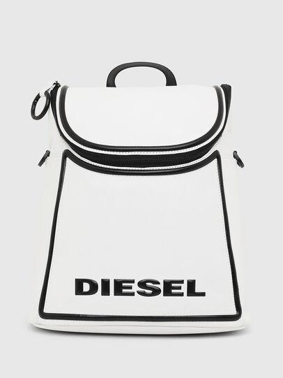 Diesel - SPYNEA, Weiß/Schwarz - Rucksäcke - Image 1