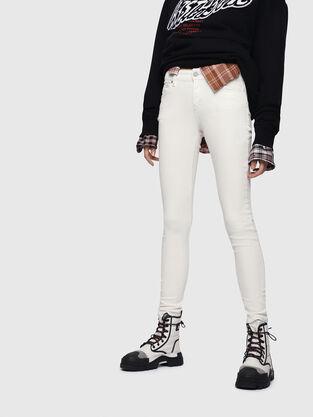 Slandy 086AD, Weiß - Jeans
