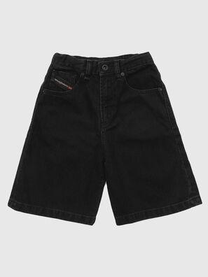 PBRON, Schwarz - Kurze Hosen