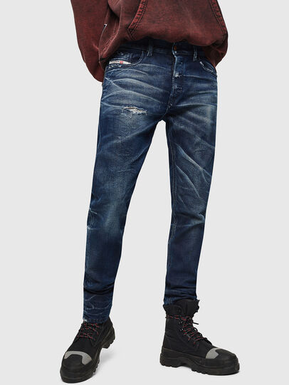 Diesel - Tepphar 084AM, Dunkelblau - Jeans - Image 1