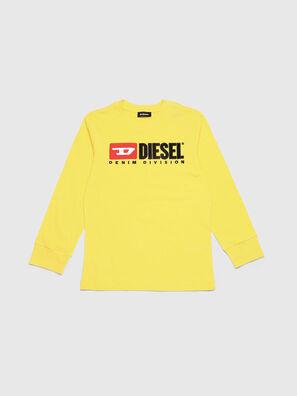 TJUSTDIVISION ML, Gelb - T-Shirts und Tops