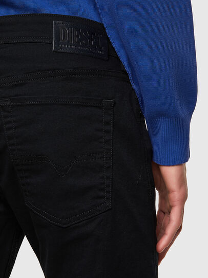 Diesel - Sleenker 069EI, Noir/Gris foncé - Jeans - Image 3