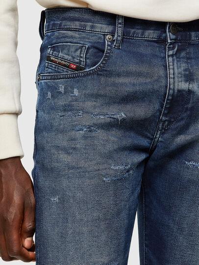 Diesel - D-Strukt JoggJeans® 069SL, Blu Scuro - Jeans - Image 3