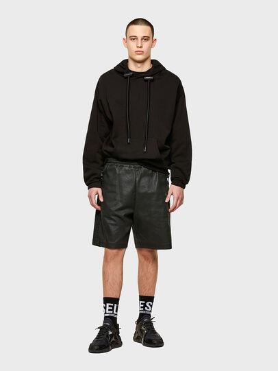 Diesel - D-HORTY-SP JOGGJEANS, Noir - Shorts - Image 4