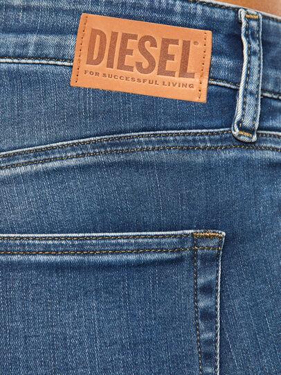 Diesel - Slandy 084NM, Mittelblau - Jeans - Image 5