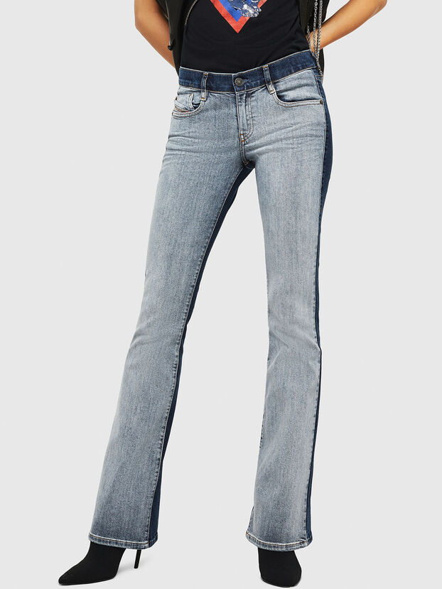D-Ebbey 069GR, Mittelblau - Jeans