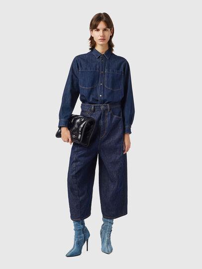 Diesel - D-CONCY-SP, Bleu Foncé - Jeans - Image 5