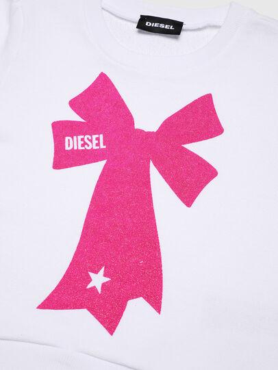 Diesel - SASHIAB-R, Weiß - Sweatshirts - Image 3