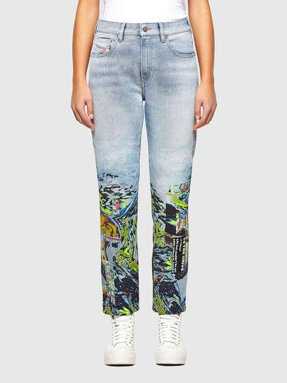 Diesel - D-Joy 009IZ, Hellblau - Jeans - Image 1