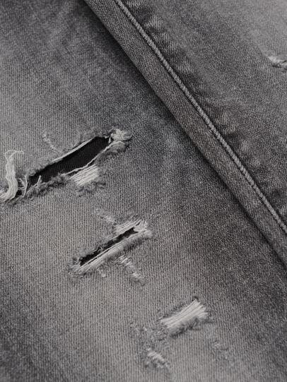 Diesel - LOWLEEH-J-N, Nero/Grigio scuro - Jeans - Image 3