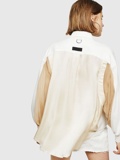 Diesel - C-LEXYS, Weiß - Hemden - Image 2