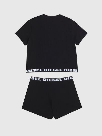 Diesel - UFSET-PIJIMMY, Schwarz - Pyjamas - Image 2