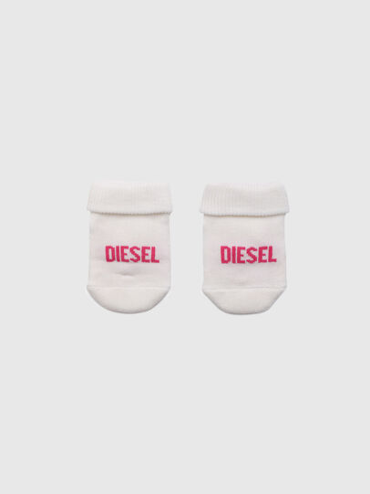 Diesel - ZEBET-NB, Blanc/Rose - Other Accessories - Image 1