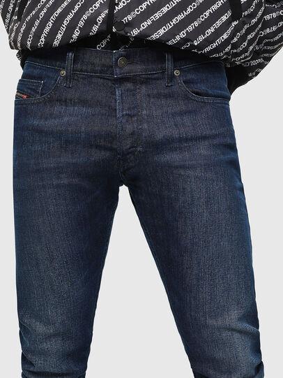 Diesel - D-Luster 0095K, Mittelblau - Jeans - Image 3