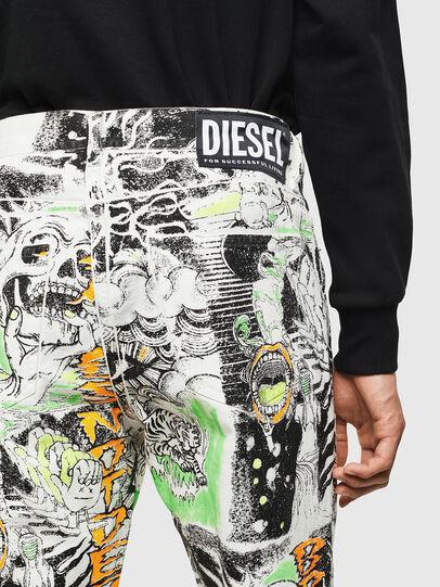 Diesel - D-Macs 069KS, Weiß - Jeans - Image 3