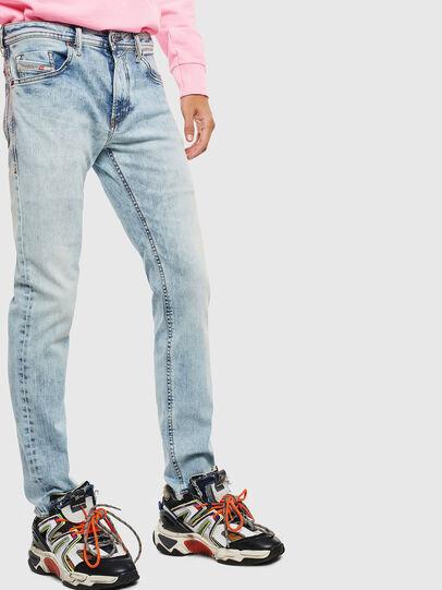 Diesel - Thommer 0096C, Hellblau - Jeans - Image 4