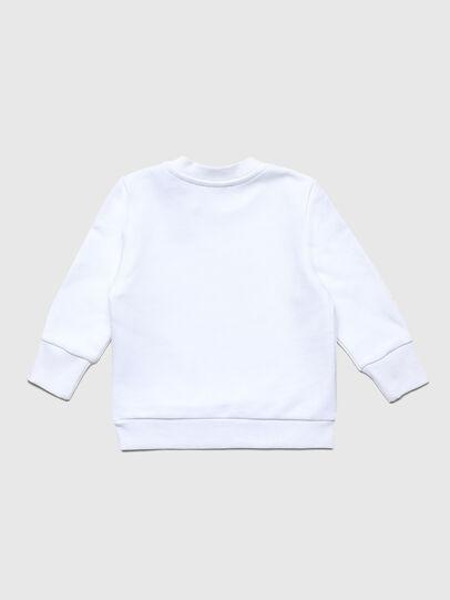 Diesel - SUNGB, Weiß - Sweatshirts - Image 2