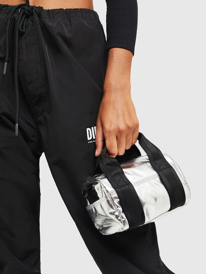 Diesel - F-BOLD MINI, Silber - Satchel Bags und Handtaschen - Image 7