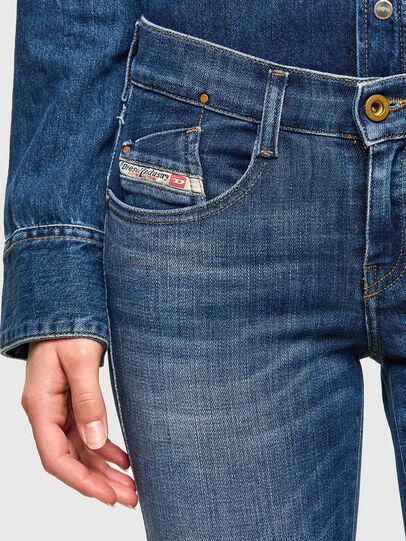 Diesel - D-Ebbey 086AM, Mittelblau - Jeans - Image 5