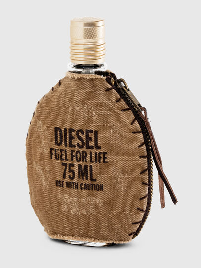 Diesel - FUEL FOR LIFE MAN 75ML, Marron - Fuel For Life - Image 3